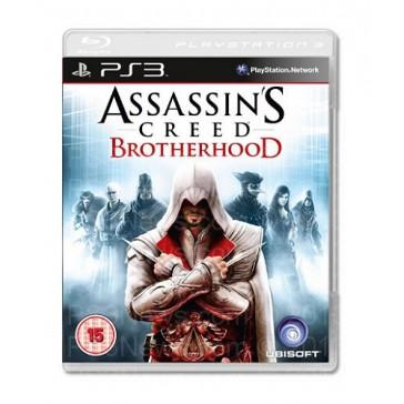 [PS3] Assassin's Creed Brotherhood (używana)