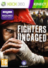 [Xbox360] Fighters Uncaged (używana)