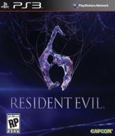 [PS3] Resident Evil 6 (używana)