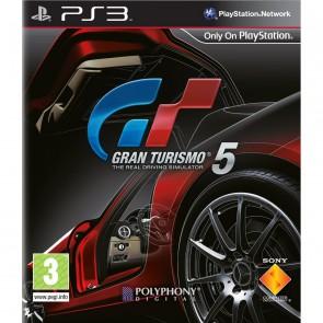[PS3] Gran Turismo 5 (używana)