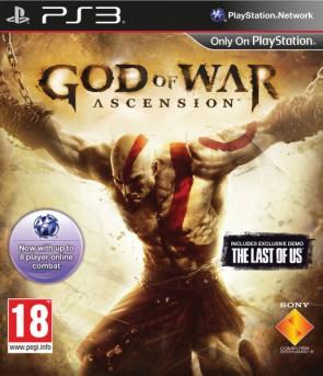 [PS3] God of War Ascension (używana)