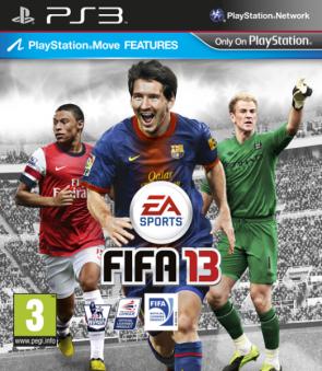 [PS3] Fifa13 (używana)