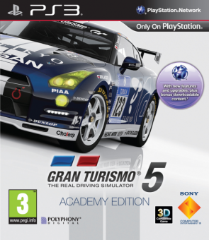 [PS3] Gran Turismo 5 Academy Edition (używana)