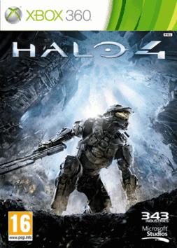 [Xbox360] Halo 4 (używana)