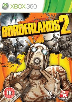 [Xbox360] Borderlands 2 (używana)