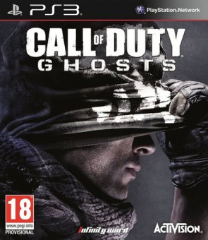 [PS3] Call of Duty Ghosts (uzywana)