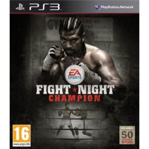 [PS3] Fight Night Champion (używana)