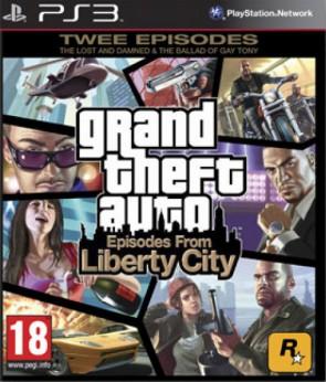[PS3] GTA 4: Episodes from Liberty(używana)