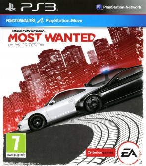 [PS3] Need for Speed Most Wanted (używana)