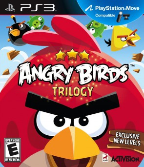 [PS3] Angry Birds Trilogy (uzywana)
