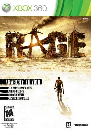 [Xbox360] Rage Anarchy Edition (używana)