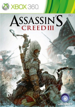 [Xbox360] Assassin's Creed III (używana)