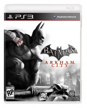 [PS3] Batman Arkham City Steelbook (używana)