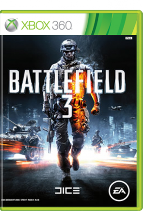[Xbox360] Battlefield 3(używana)