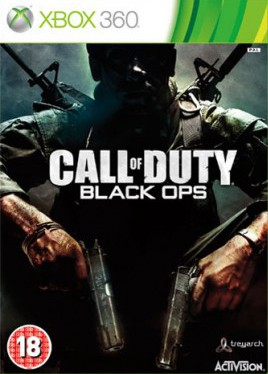 [Xbox360] Call Of Duty: Black Ops (używana)