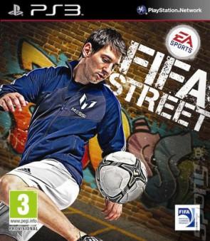 [PS3] Fifa Street (używana)