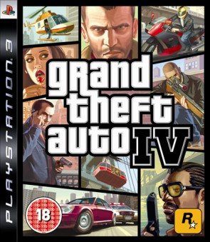 [PS3] Gta IV Grand Theft Auto IV (używana)