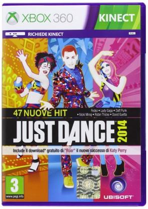 [Xbox360] Just Dance 2014 (uzywana)