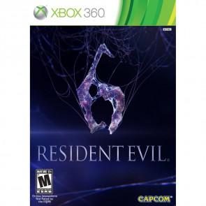 [Xbox360] Resident Evil 6 (używana)