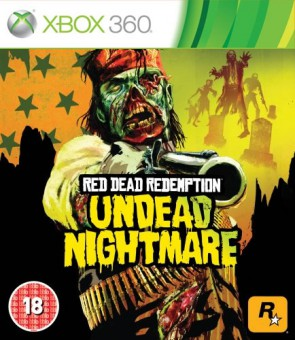 [Xbox360] Red Dead Redemption: Undead Nightmare (używana)