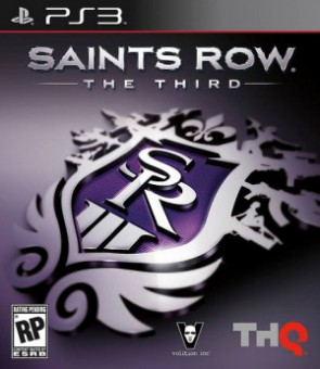 [PS3] Saints Row The Third (używana)
